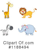 Wildlife Clipart #1188494 by Hit Toon