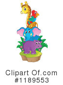Royalty-Free (RF) Wildlife Clipart Illustration #1189553