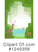 Royalty-Free (RF) Wildlife Clipart Illustration #1249358