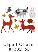Wildlife Clipart #1332153 by BNP Design Studio