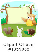 Royalty-Free (RF) Wildlife Clipart Illustration #1359088
