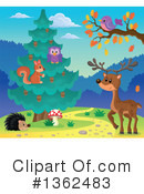 Wildlife Clipart #1362483 by visekart