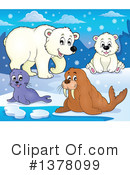 Royalty-Free (RF) Wildlife Clipart Illustration #1378099