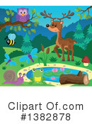 Wildlife Clipart #1382878 by visekart