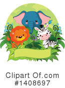 Wildlife Clipart #1408697 by Pushkin
