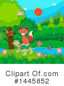 Wildlife Clipart #1445852 by Graphics RF