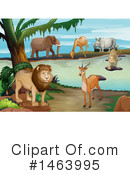 Wildlife Clipart #1463995 by Graphics RF