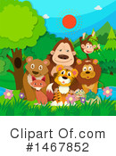 Wildlife Clipart #1467852 by Graphics RF