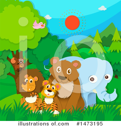 Animal Clipart #1473195 by Graphics RF