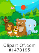Wildlife Clipart #1473195 by Graphics RF
