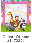 Wildlife Clipart #1473201 by Graphics RF