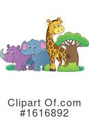 Wildlife Clipart #1616892 by visekart
