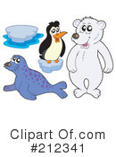 Royalty-Free (RF) Wildlife Clipart Illustration #212341