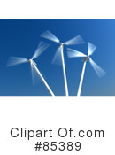 Wind Power Clipart #85389 by Mopic