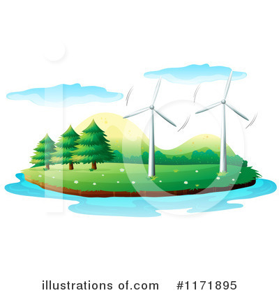 Island Clipart #1171895 by Graphics RF