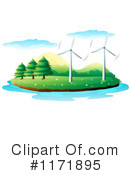 Windmill Clipart #1171895 by Graphics RF