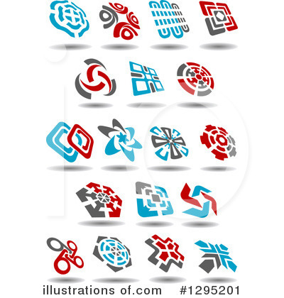 Arrows Clipart #1295201 by Vector Tradition SM