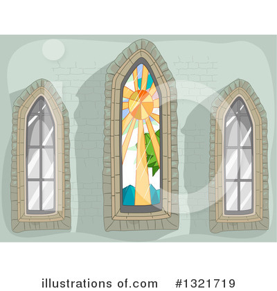 Royalty-Free (RF) Window Clipart Illustration by BNP Design Studio - Stock Sample #1321719