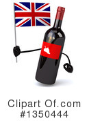 Wine Bottle Clipart #1350444