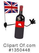 Wine Bottle Clipart #1350448