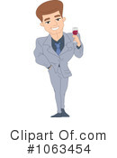 Wine Clipart #1063454 by BNP Design Studio