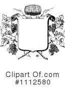 Royalty-Free (RF) Wine Clipart Illustration #1112580