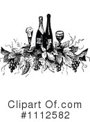 Royalty-Free (RF) wine Clipart Illustration #1112582