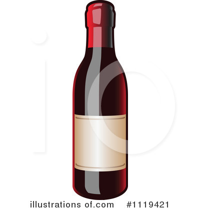 Winery Clipart #1119421 by Leo Blanchette