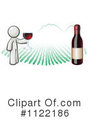 Royalty-Free (RF) Wine Clipart Illustration #1122186