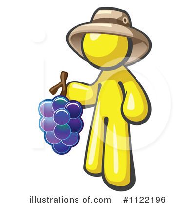 Hat Clipart #1122196 by Leo Blanchette