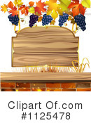 Royalty-Free (RF) Wine Clipart Illustration #1125478