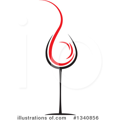 Cocktail Clipart #1340856 by ColorMagic