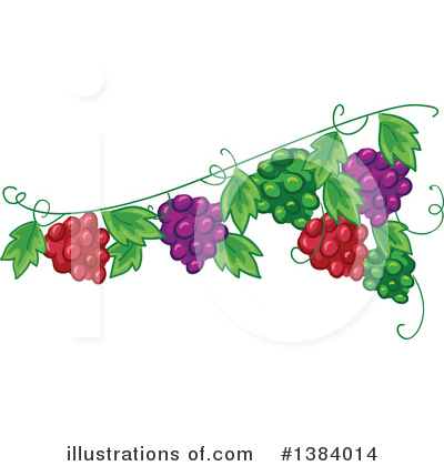 Royalty-Free (RF) Wine Clipart Illustration by BNP Design Studio - Stock Sample #1384014