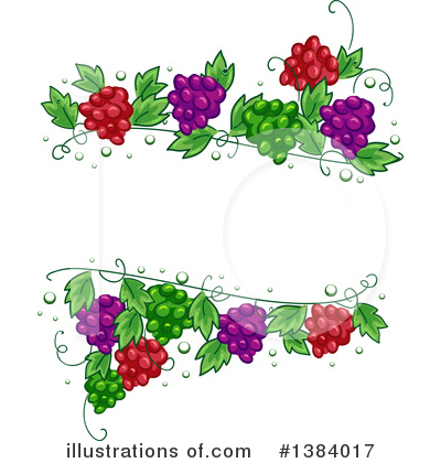 Royalty-Free (RF) Wine Clipart Illustration by BNP Design Studio - Stock Sample #1384017