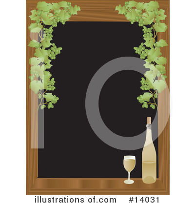 Grape Vine Clipart #14031 by Rasmussen Images
