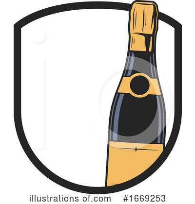 Wine Clipart #1669253 by Vector Tradition SM