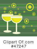 Royalty-Free (RF) wine Clipart Illustration #47247