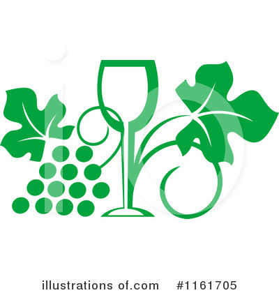Wine Clipart #1161705 by Vector Tradition SM