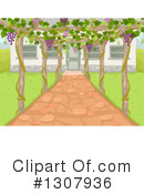 Winery Clipart #1307936 by BNP Design Studio
