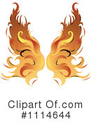 Wings Clipart #1114644 by Pams Clipart