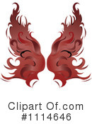 Wings Clipart #1114646 by Pams Clipart