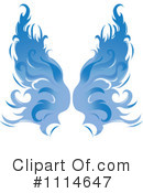 Wings Clipart #1114647 by Pams Clipart