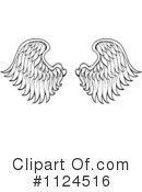 Wings Clipart #1124516 by visekart