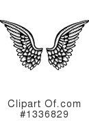 Wings Clipart #1336829 by Prawny