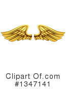 Wings Clipart #1347141