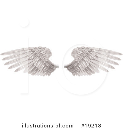 Guardian Angel Clipart #19213 by AtStockIllustration