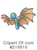 Wings Clipart #219910 by Leo Blanchette