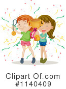 Royalty-Free (RF) Winner Clipart Illustration #1140409