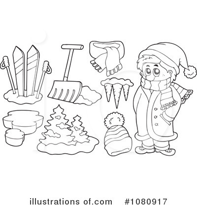 Icicles Clipart #1080917 by visekart