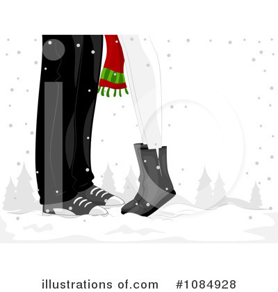 Christmas Background Clipart #1084928 by BNP Design Studio